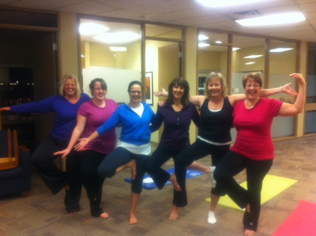 Corporate Yoga Innergy Corporate Yoga Inc