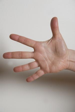 Hand Stretch