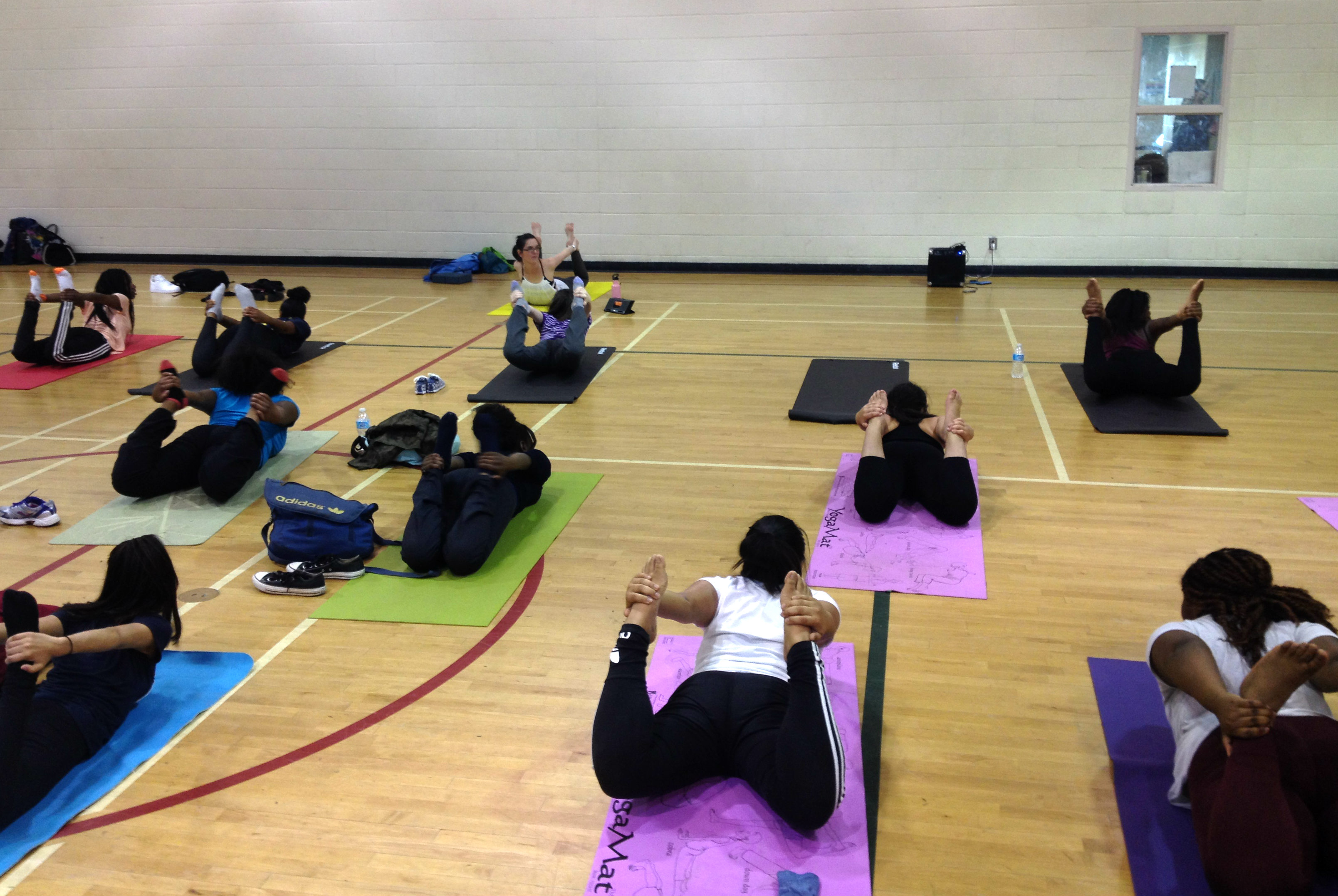 Yoga Helps Kids to Focus Better | Innergy Corporate Yoga Inc